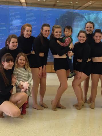 DanceTech Performing Company Interview with Lauren Clark